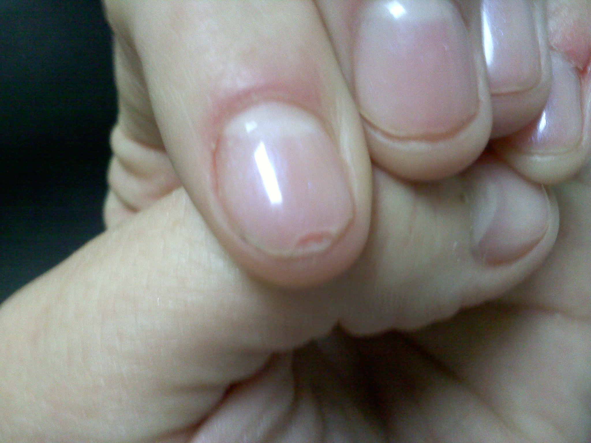 how to get shellac off nails at home